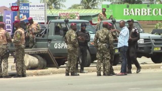 Video «Meuterei in der Elfenbeinküste» abspielen
