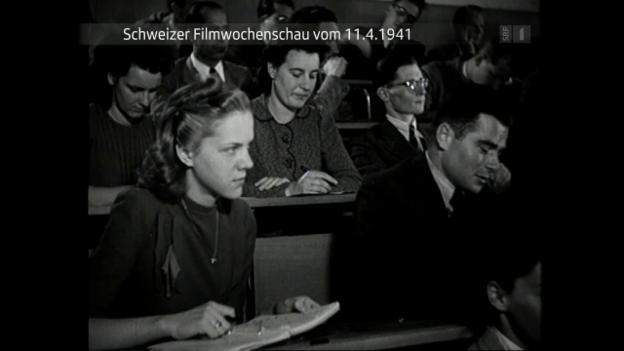 Video «Vom 11. April 1941» abspielen