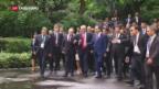 Video «Trump und Putin treffen sich an Apec-Gipfel» abspielen