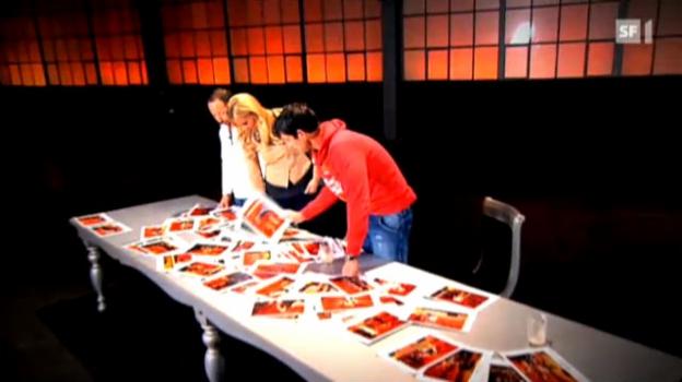 Video «Die achte Sendung vom 22. Februar 2012» abspielen