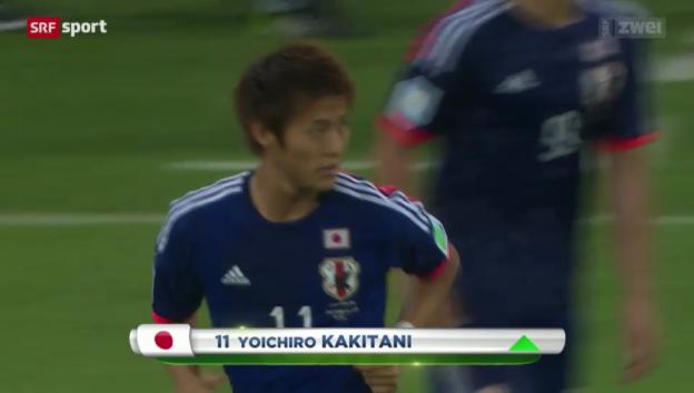 Video «FC Basel holt Japaner Kakitani» abspielen