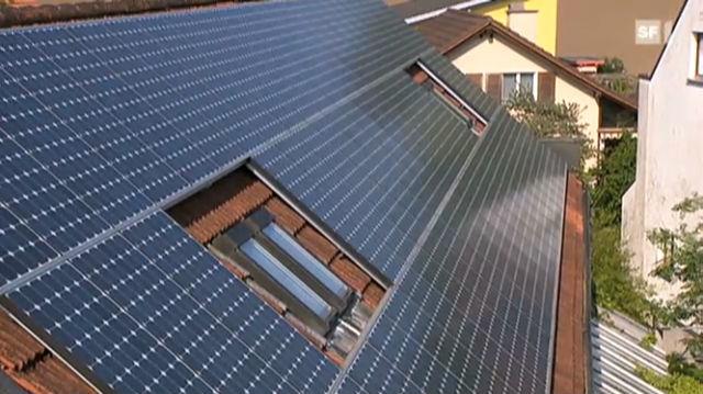 Eigener Solarstrom wird nicht belohnt