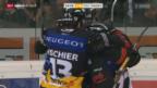 Video «Eishockey: Bern - Langnau» abspielen