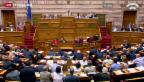 Video «Neues Hilfsprogramm für Griechenland» abspielen