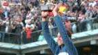 Video «Rein spanisches Final am French Open» abspielen