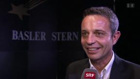 Video «Bernhard Heusler: Ein Stern für den FC-Basel-Präsidenten» abspielen