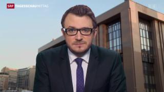 Video «Türkei und EU vertagen Lösung » abspielen