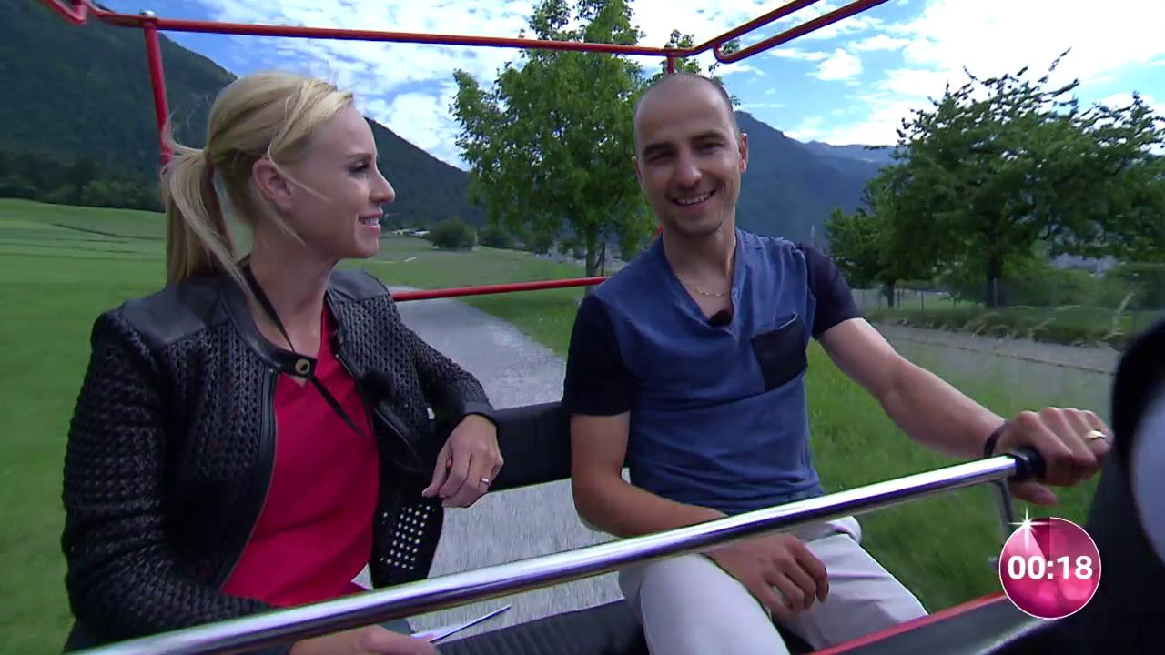 Olympiasieger Nino Schurter im Velo-Talk