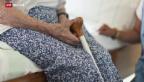 Video «Das Verlustgeschäft Palliative Care» abspielen