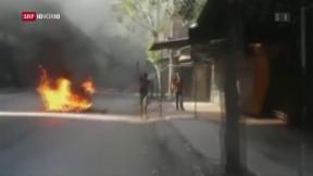 Video «FOKUS: Der entscheidende Kampf um Aleppo» abspielen