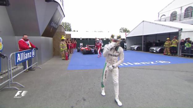 Video «Lewis Hamilton triumphiert einmal mehr in Montreal» abspielen