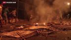 Video «Strassenschlachten nahe der Copacabana» abspielen