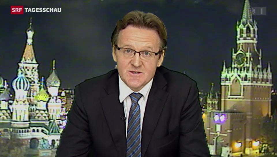 SRF-Korrespondent: Parlament wird Putin Triumph zollen