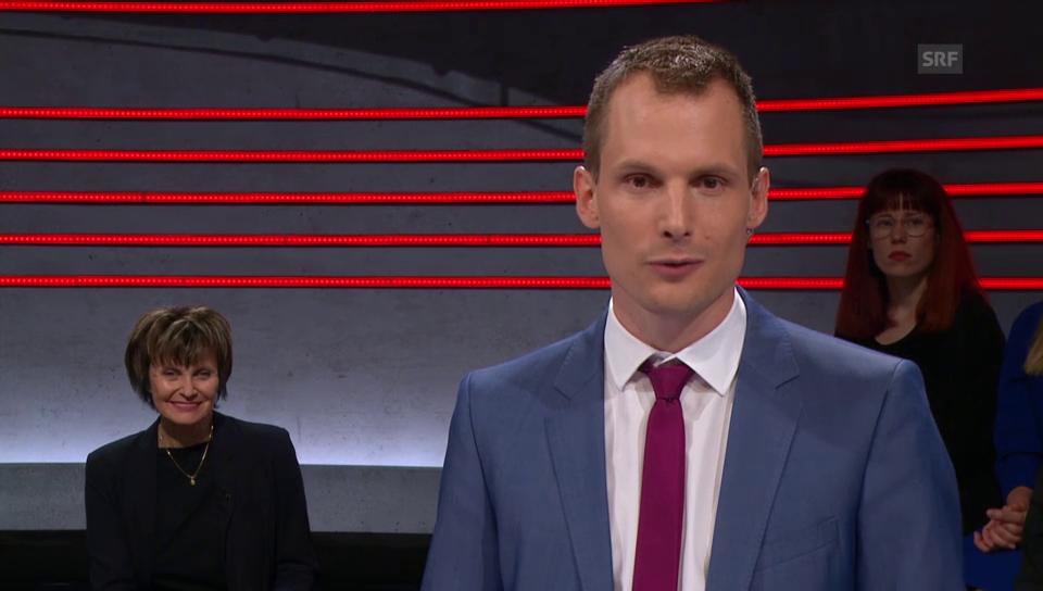 Die letzte Frage: Was schätzen die «Arena»-Gäste an den Briten?