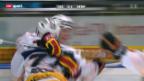 Video «Eishockey: Zug - Bern» abspielen