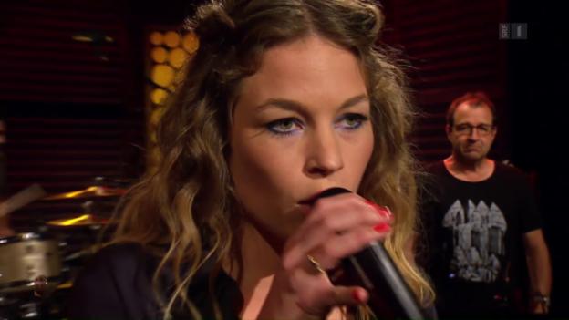 Laschar ir video «Anna Rossinelli - Djambo Djambo»