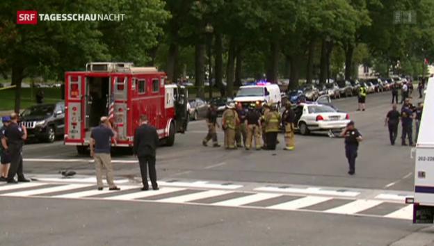 Video «Verfolgungsjagd in Washington» abspielen
