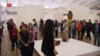 Video «Ausstellung über Down-Syndrom» abspielen