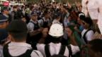 Video «Brasiliens Protest wird zur Volksbewegung» abspielen