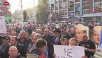 Video «Prüfstein für die Demokratie im Kosovo» abspielen
