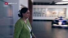 Link öffnet eine Lightbox. Video Paukenschlag bei Sauber – Pionierin Kaltenborn ist weg abspielen