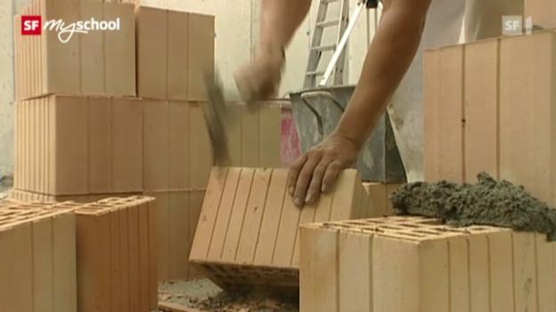 Video «Bauen und Wohnen: Backstein (2/8)» abspielen