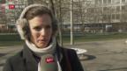 Video «FOKUS: Was denken die Leute auf der Strasse über Lohngleichheit?» abspielen