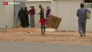Video «Auch die Schweiz soll mehr Syrer aufnehmen» abspielen