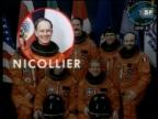 Video «Claude Nicollier ist der erste Schweizer im All» abspielen
