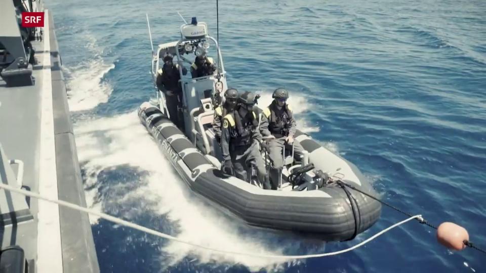 Frontex und die Festung Europa