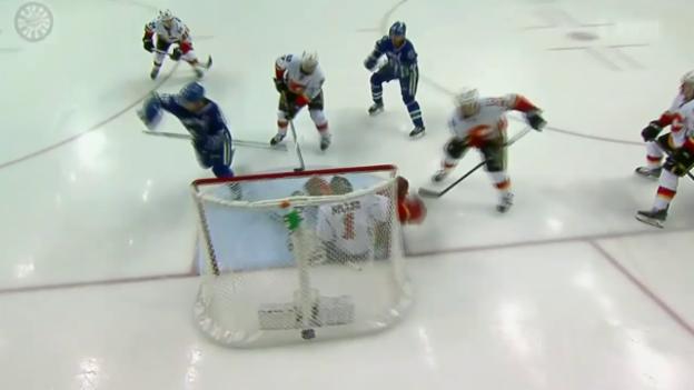 Video «Eishockey: NHL-Playoffs» abspielen