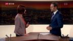 Video «FOKUS: Studio-Gespräch mit Dagmar Pauli» abspielen
