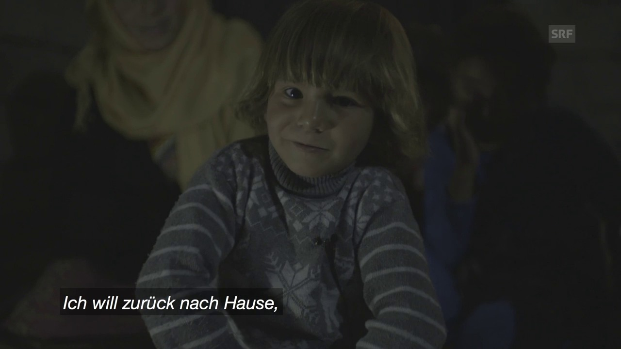 Flucht durch IS – Mohammad (5), Irak