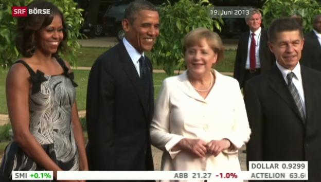 Video «SRF Börse vom 13.09.2013» abspielen