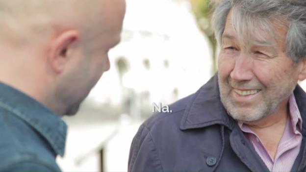Laschar ir video «Ils «tütsch-svizzers» dian tar tut «na»»
