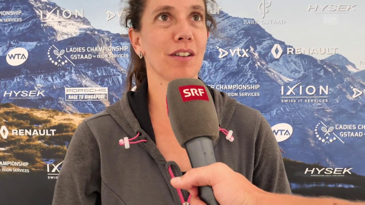 Schnyder: «Die US Open wären eine schöne Sache»