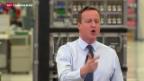 Video «Brüssel kommt Grossbritannien entgegen» abspielen
