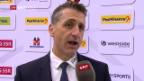 Video «Die Reaktionen zum Zähringer Derby SCB-Freiburg» abspielen
