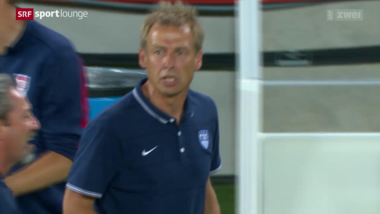 Die Stationen von Jürgen Klinsmann