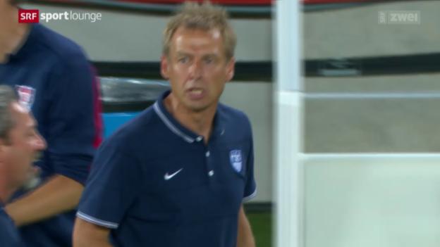Video «Die Stationen von Jürgen Klinsmann» abspielen
