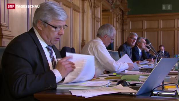 Video «Ständerat will Durchsetzungsinitiative nicht durchwinken» abspielen