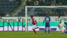 Link öffnet eine Lightbox. Video Thun springt dank Sieg in Luzern auf Platz 2 abspielen