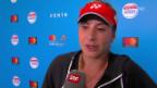 Video «Bencic: «Kiki ist meine beste und einzige Freundin»» abspielen