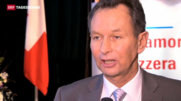 Video «FDP sagt Nein zum neuen Raumplanungsgesetz» abspielen