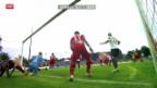 Video «Fussball: Aarau - Sion» abspielen
