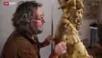 Video «Berner Zytglogge: Hans von Thann muss wieder zur Arbeit» abspielen