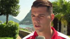 Video «Xhakas Wechsel in die Premier League» abspielen