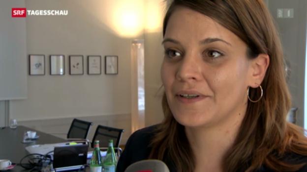 Video «Asylgesetzrevision hat gute Chancen beim Volk» abspielen