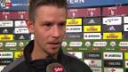 Video «Fussball: Super League, Stimmen zu Luzern - Aarau» abspielen