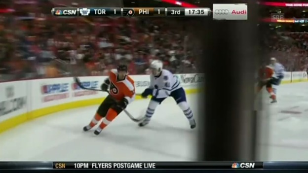 Video «Tore Philadelphia - Toronto» abspielen